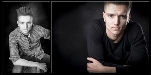 Photographe portraits studio belgique