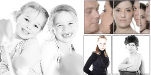 Photographe portraits studio belgique